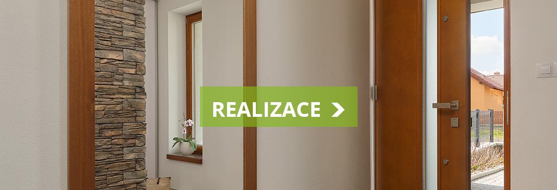 Dveře, interiérové dveře