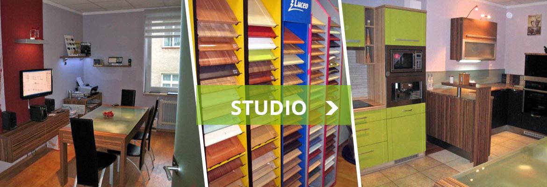 Kuchyňské studio Šuhájek